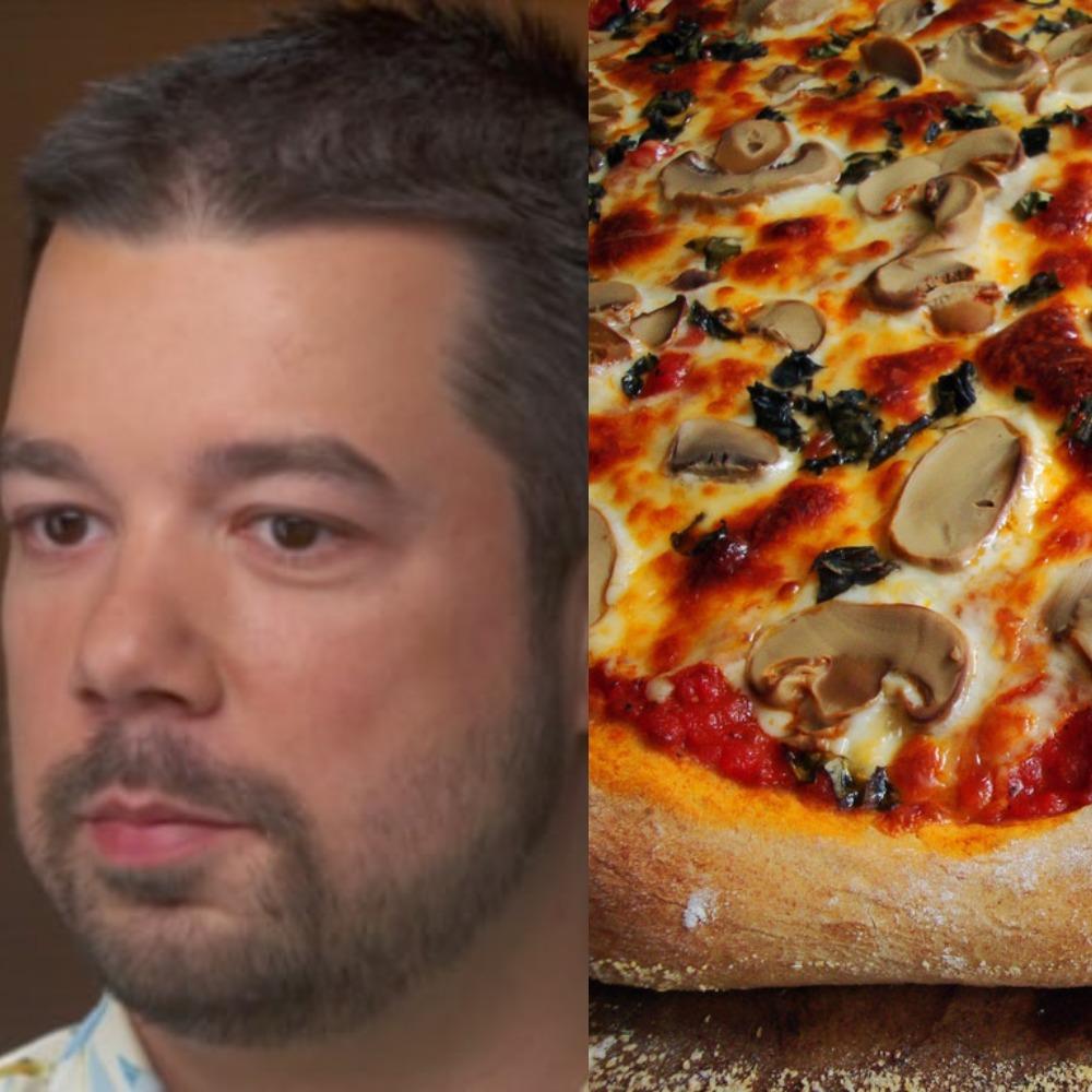 guy compra la pizza con bitcoin