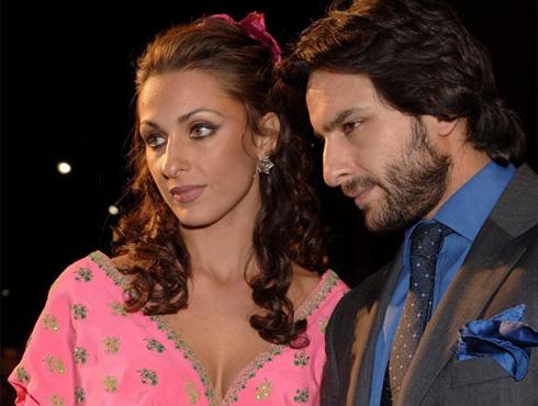 Before Kareena Kapoor, Saif Ali Khan was dating Rosa Catalano, THIS is why  they broke up   Masala