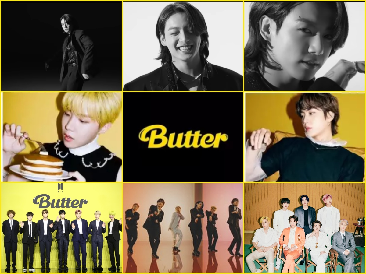 11 BTS Butter K pop fans melt like butter with band's second English ...