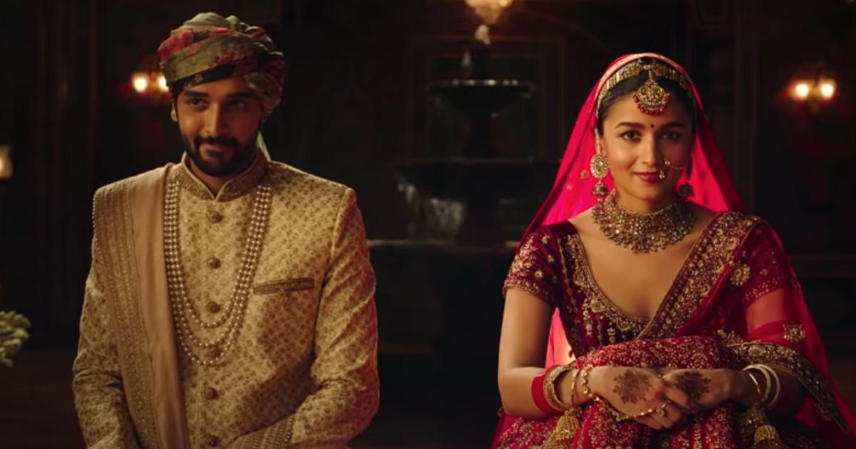 Alia Bhatt faces severe backlash on latest Manyavar ad