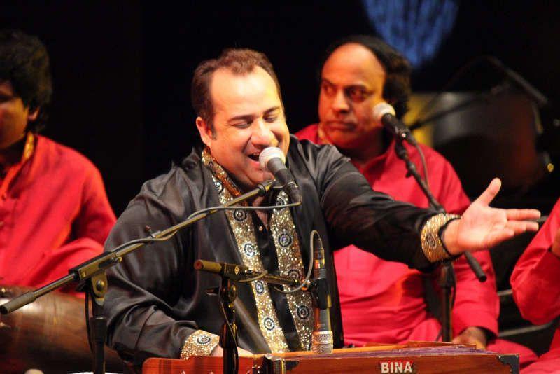 Rahat Fateh Ali Khan Live in Abu Dhabi