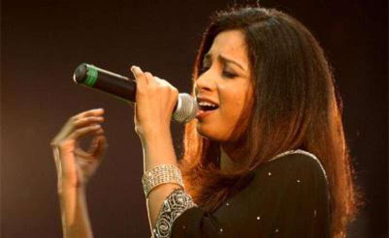 Shreya Ghoshal's 'Marhaba Dubai' live in concert
