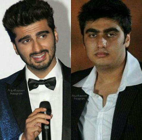This Is How Arjun Kapoor Looked 10 Years Ago