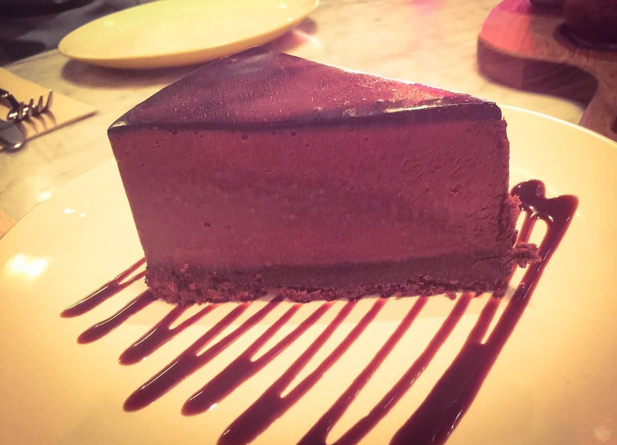 Valrhona Chocolate Cake