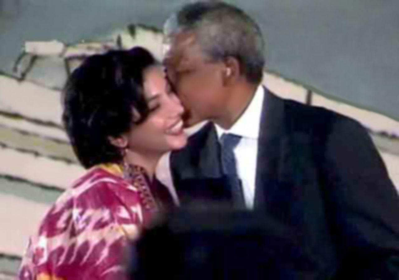 Scandal Flashback 1960s-2014: The Most Controversial Lip Locks