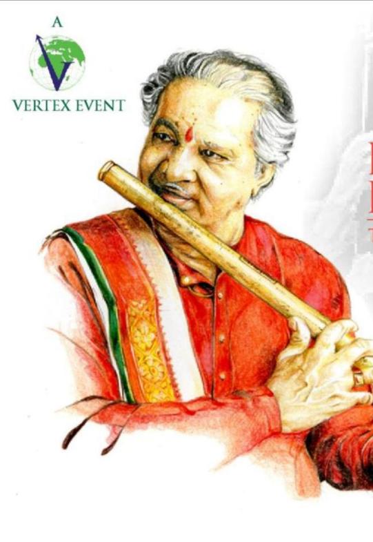 Padma Vibhushan Pandit Hariprasad Chaurasia to Perform Live in Dubai