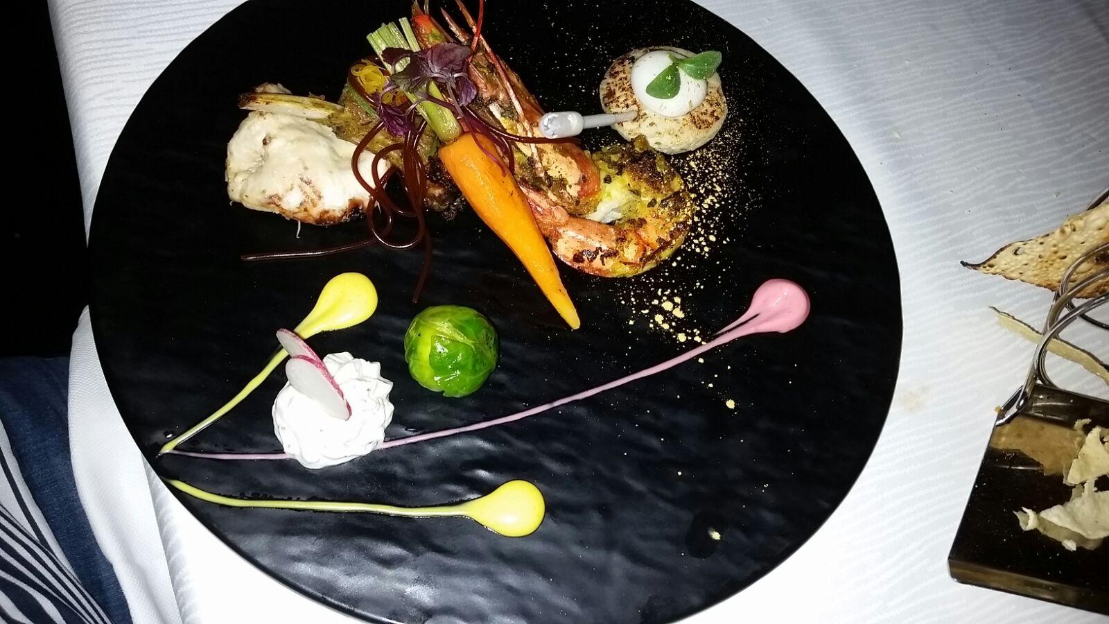 Restaurant Review: Molecular Gastronomy at Signature by Sanjeev Kapoor
