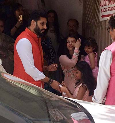 Star Studded Annual Day at Aaradhya Bachchan and Viaan Kundra's School!