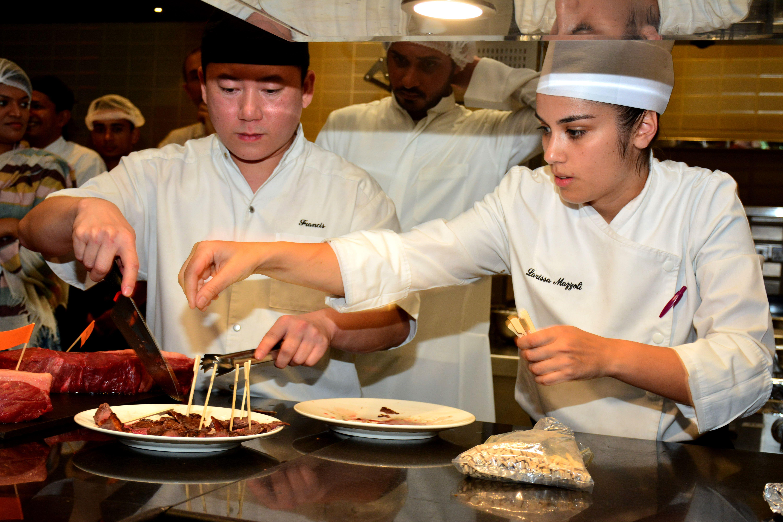 A Journey Through The Finest Kitchens of Dubai