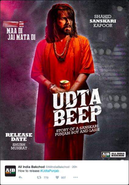 AIB's Solution to the 'Udta Punjab' Controversy Will Make You ROFL!