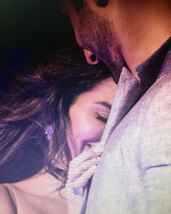 Sophie Choudry is ENGAGED!