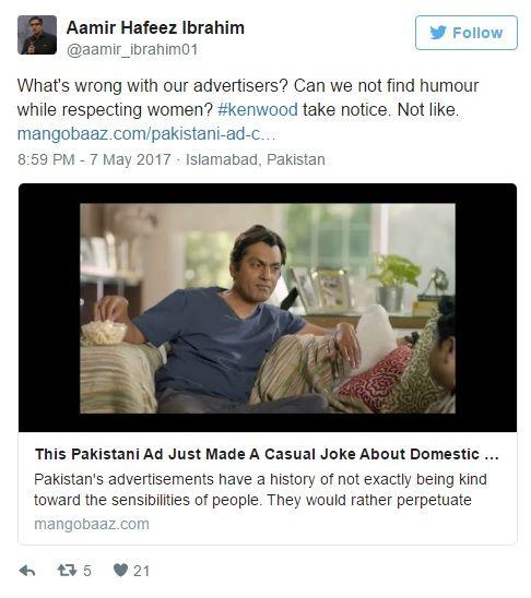 WATCH: Nawazuddin Siddiqui Accused of Advocating Domestic Abuse in this Ad!