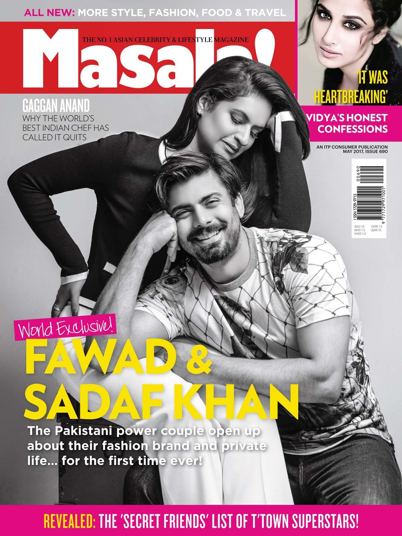 Confirmed! Fawad Khan is All Set to Return to Music