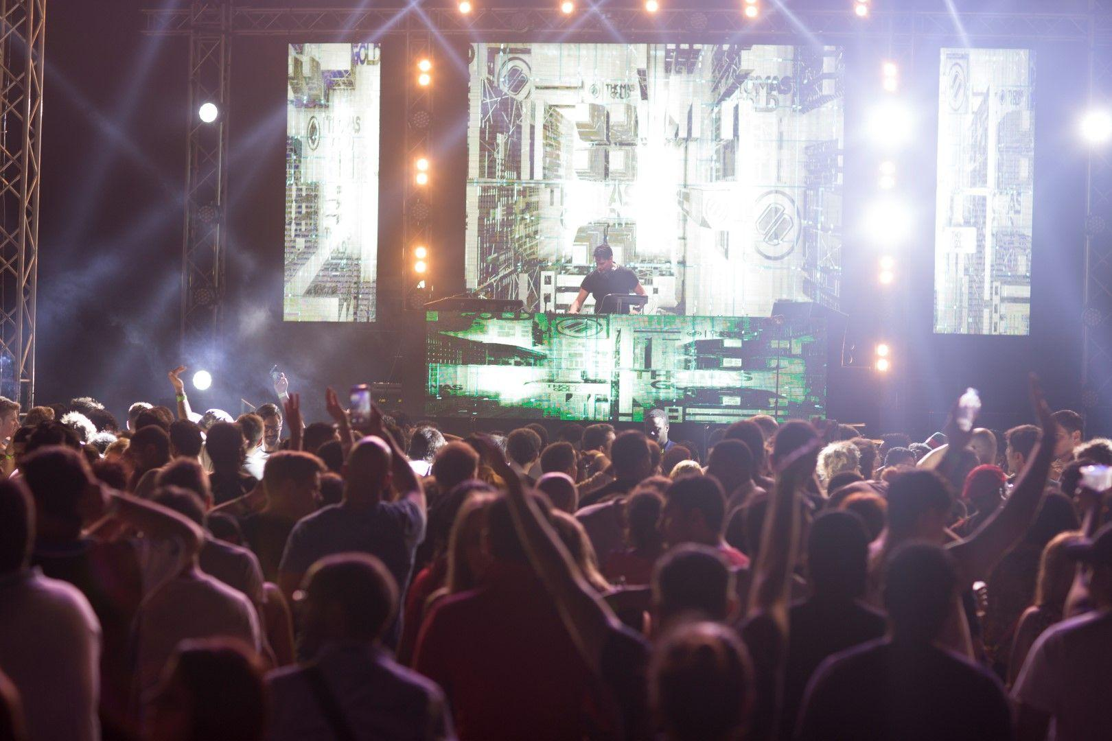 Ras Al Khaimah Will Party All Night This Weekend
