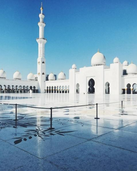 Sheikh Zayed Grand Mosque wins Another Traveller Choice Award