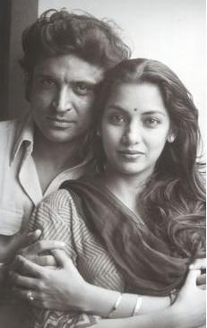 Throwback Tuesday: Check out this Cute Image of Javed Akhtar and Shabana Azmi