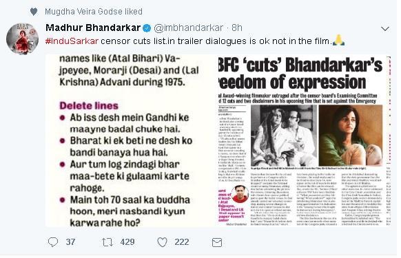 Why Madhur Bhandarkar is VERY Angry with the Censor Board