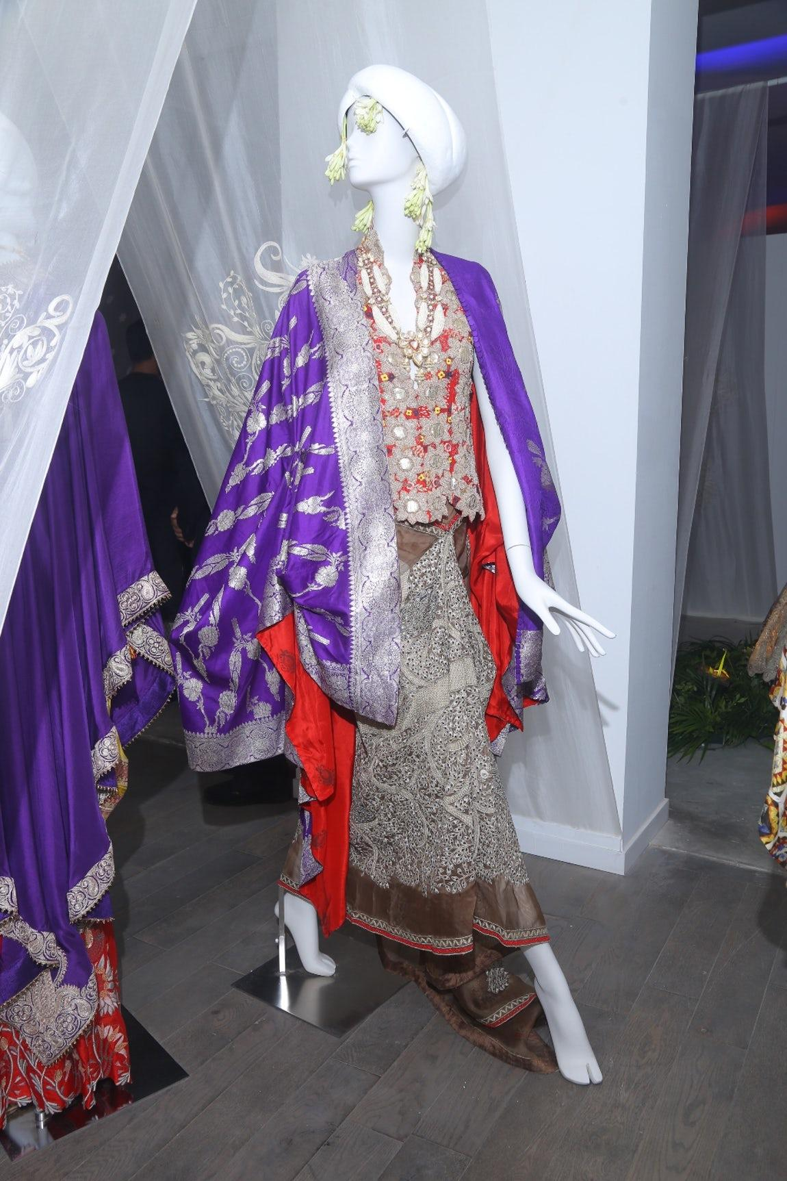 Designer Anamika Khanna Shows You How to Jazz Up Traditional Wedding Wear