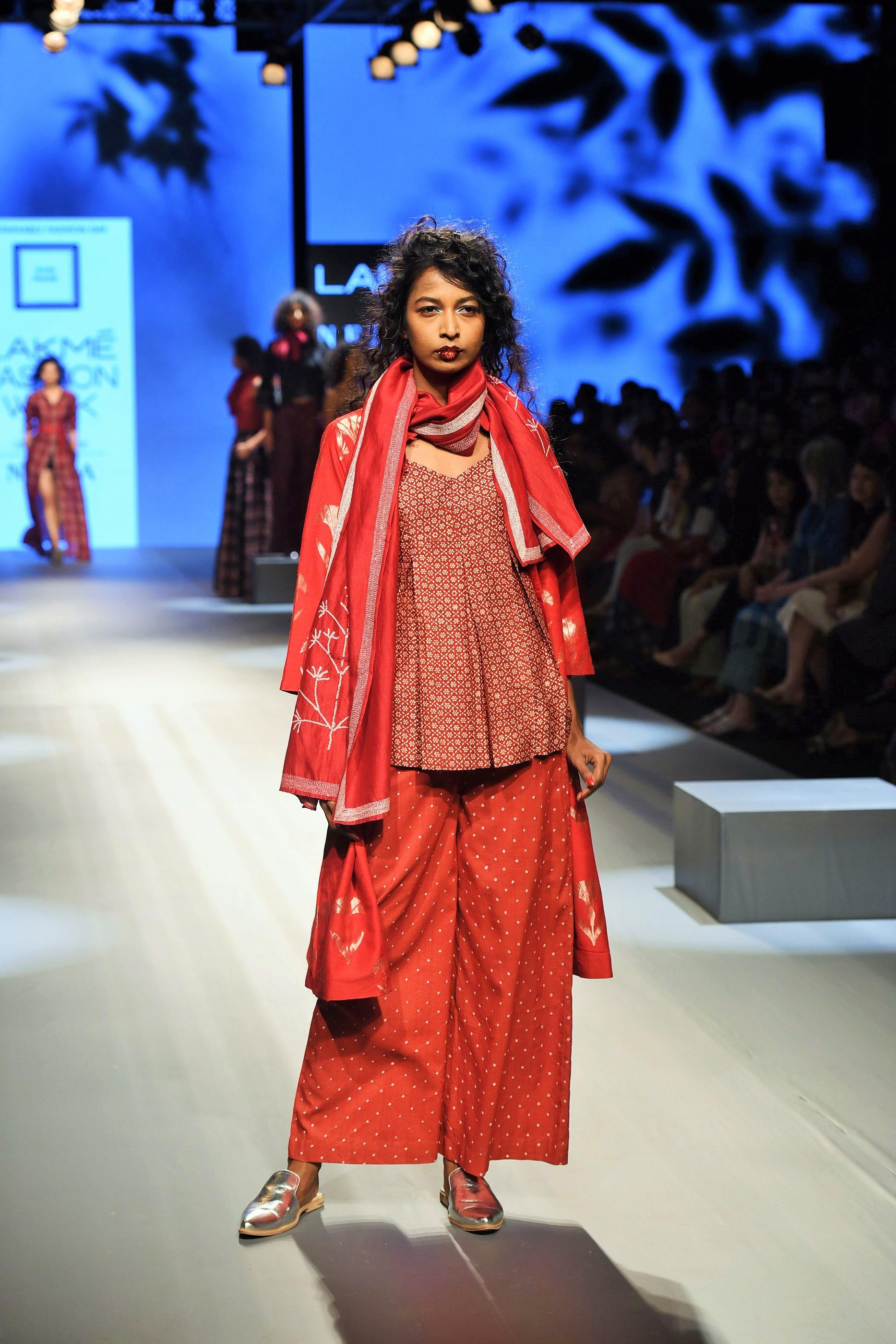 Day 2 at Lakme India Fashion Week Was All About Sustainable Fashion