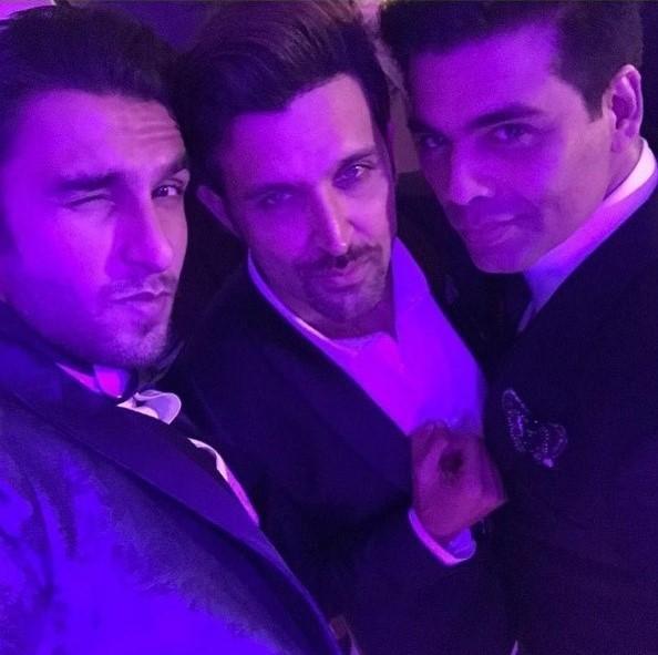 When Sonam Kapoor, Karan Johar, Hrithik Roshan and Ranveer Singh Attended a $5 Million Wedding