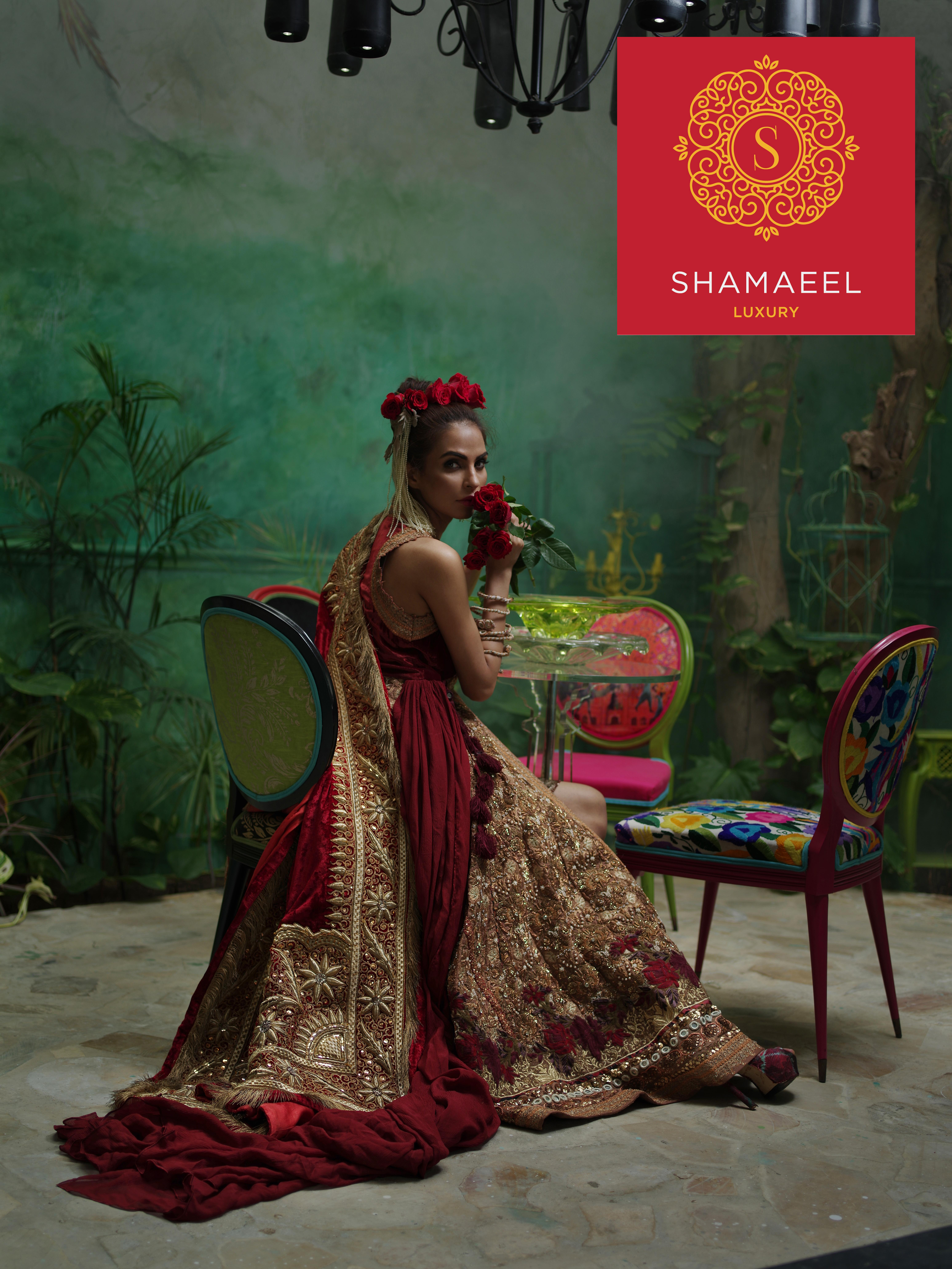 Pay Attention to These Festive Fashion Tips and Tricks From Pakistani Designer Shamaeel Ansari