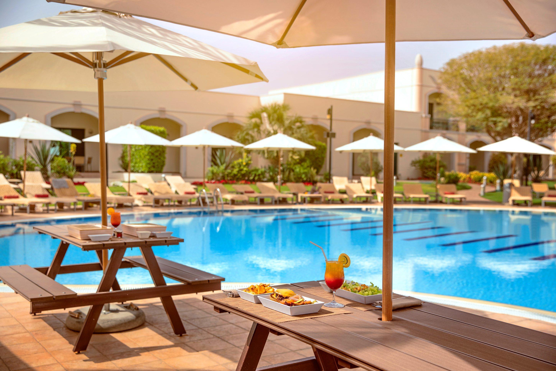 Enjoy The Perfect Staycation at Al Ain Rotana