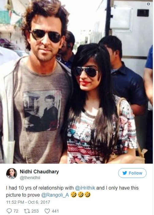 What! Hrithik Roshan Had an Affair with Madhuri Dixit too?