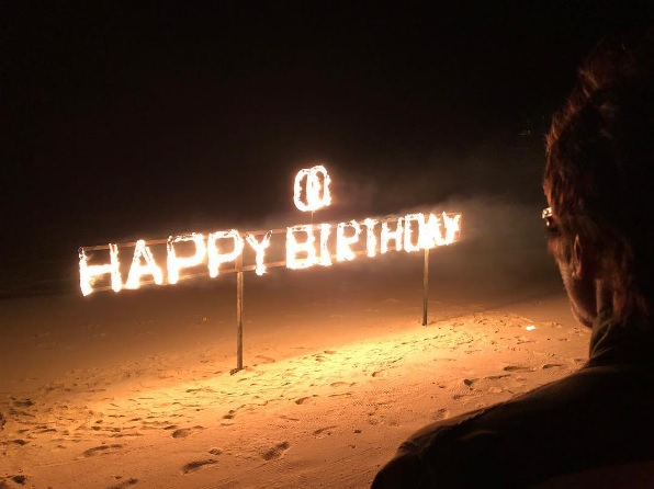 Here's How Amitabh Bachchan Celebrated His 75th Birthday in Maldives