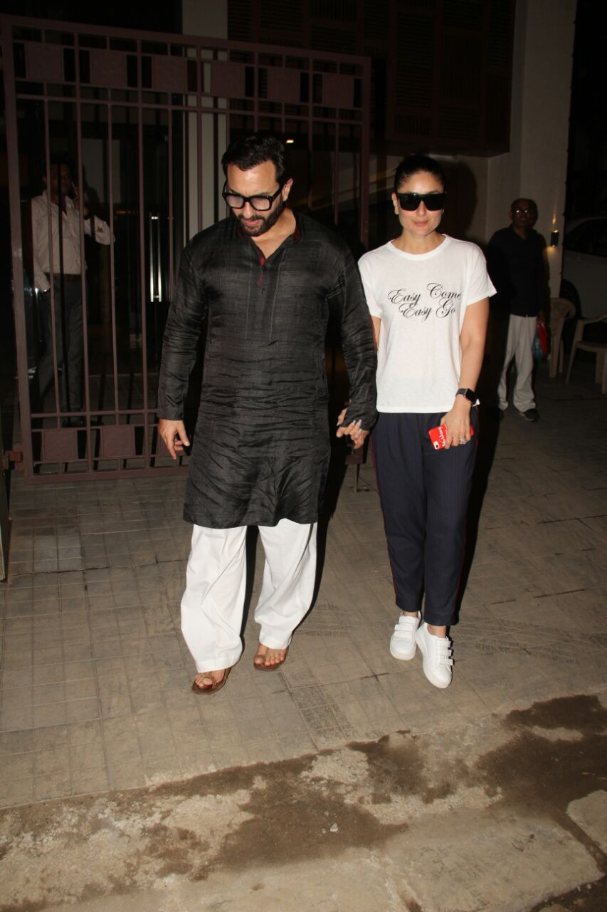 All About Saif Ali Khan and Kareena Kapoor's Low-Key 5th Anniversary Celebration