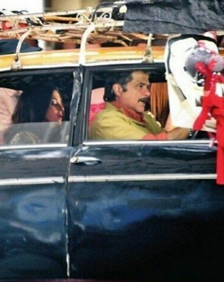 Aishwarya Rai Bachchan And Anil Kapoor Spotted on The Sets of Fanney Khan