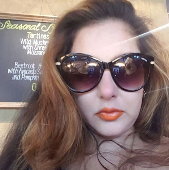 Shocking! Mamta Kulkarni is Busy Clicking Selfies as Interpol Issues a Red Corner Notice