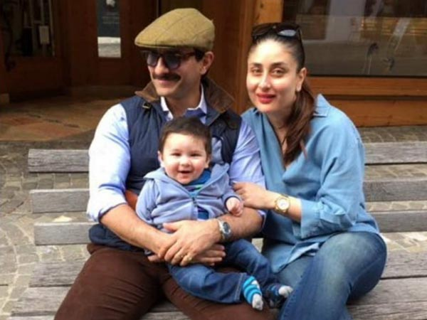 Here's What Kareena Kapoor Khan Has Planned For Taimur's First Birthday