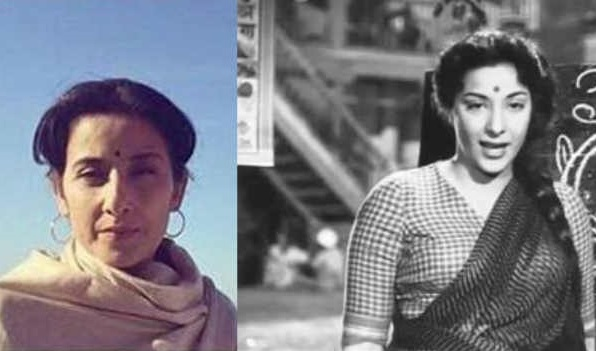 PICS: Have you Seen Manisha Koirala on the Sets of the Dutt Biopic?