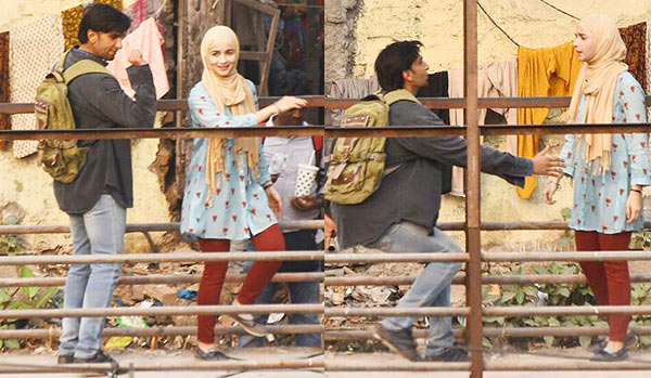 PICS: Ranveer Singh and Alia Bhatt's First Look From Gully Boy Will Blow Your Mind