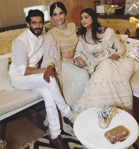 Sonam Kapoor's Wedding: Sonam's Family and Friends Bring The Roof Down at Her Sangeet Ceremony