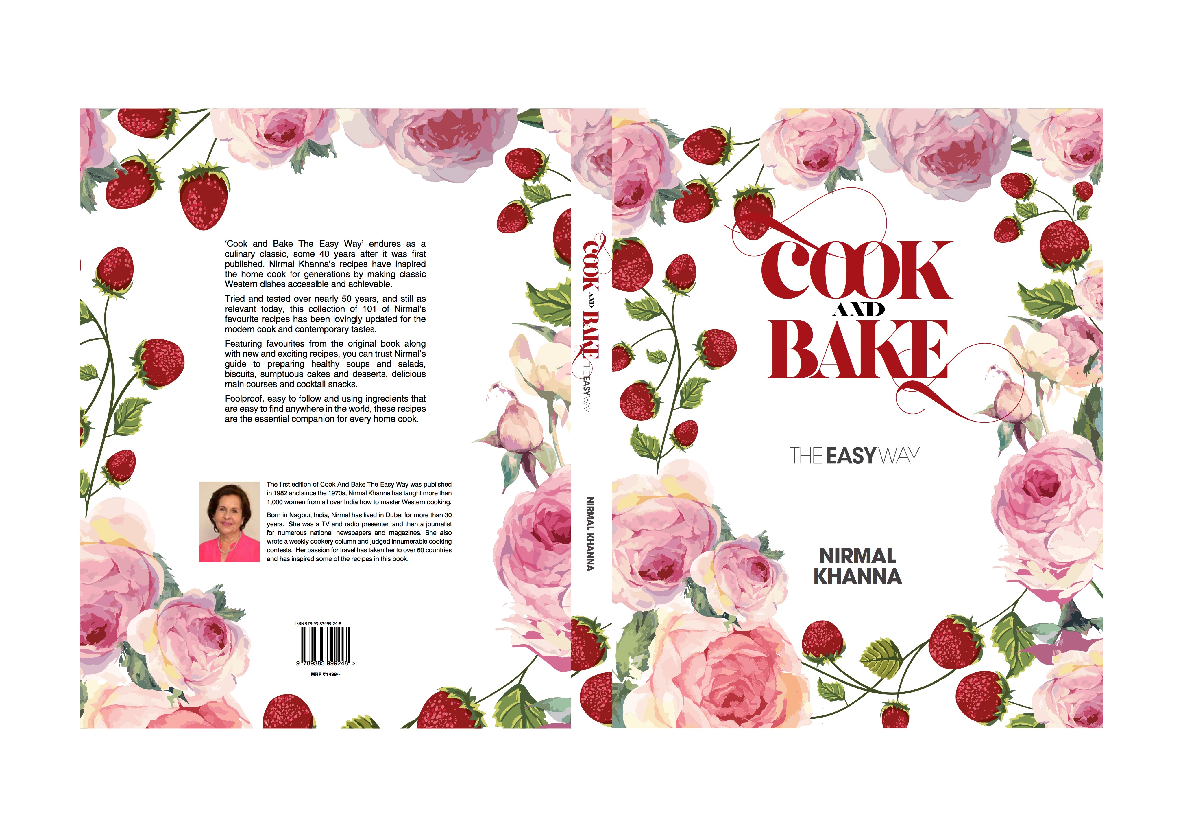 """Homemade Butter Biscuits and Freshly Brewed Coffee"": Chef Nirmal Khanna on the Perfect Comfort Food and Her New Cookbook"