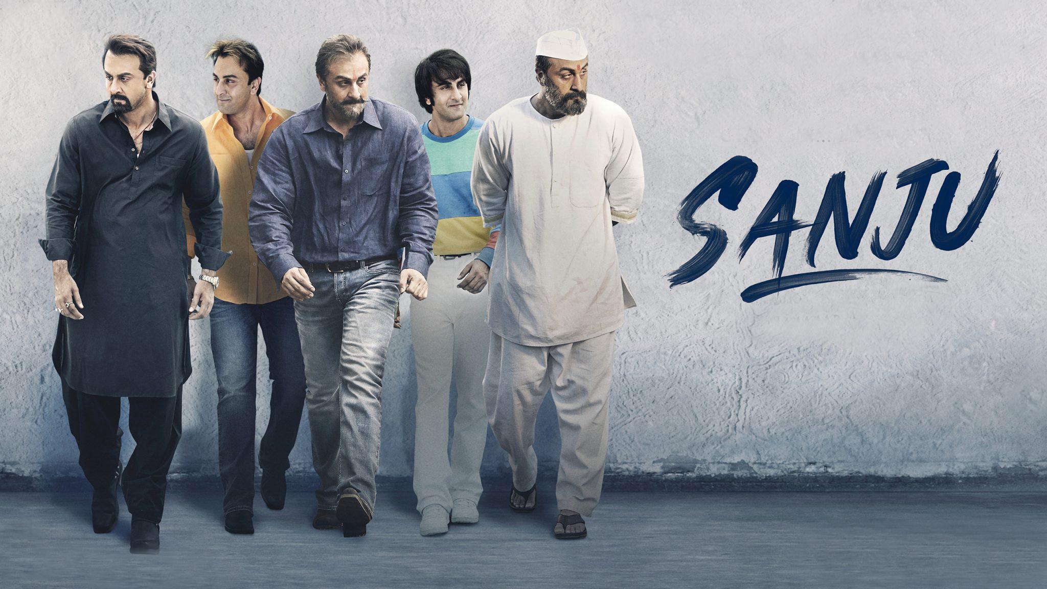 """I'd love to work with Ranbir Kapoor again""  - Raju Hirani"