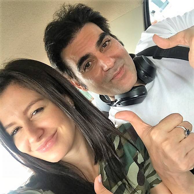 Arbaaz Khan May Make it Official with His Alleged New Girlfriend