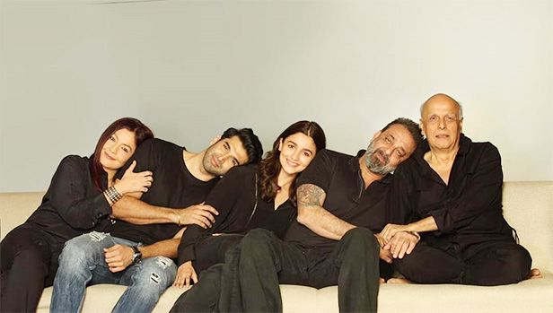 Mahesh Bhatt Returns to Direction. Casts Alia Bhatt in 'Sadak 2'
