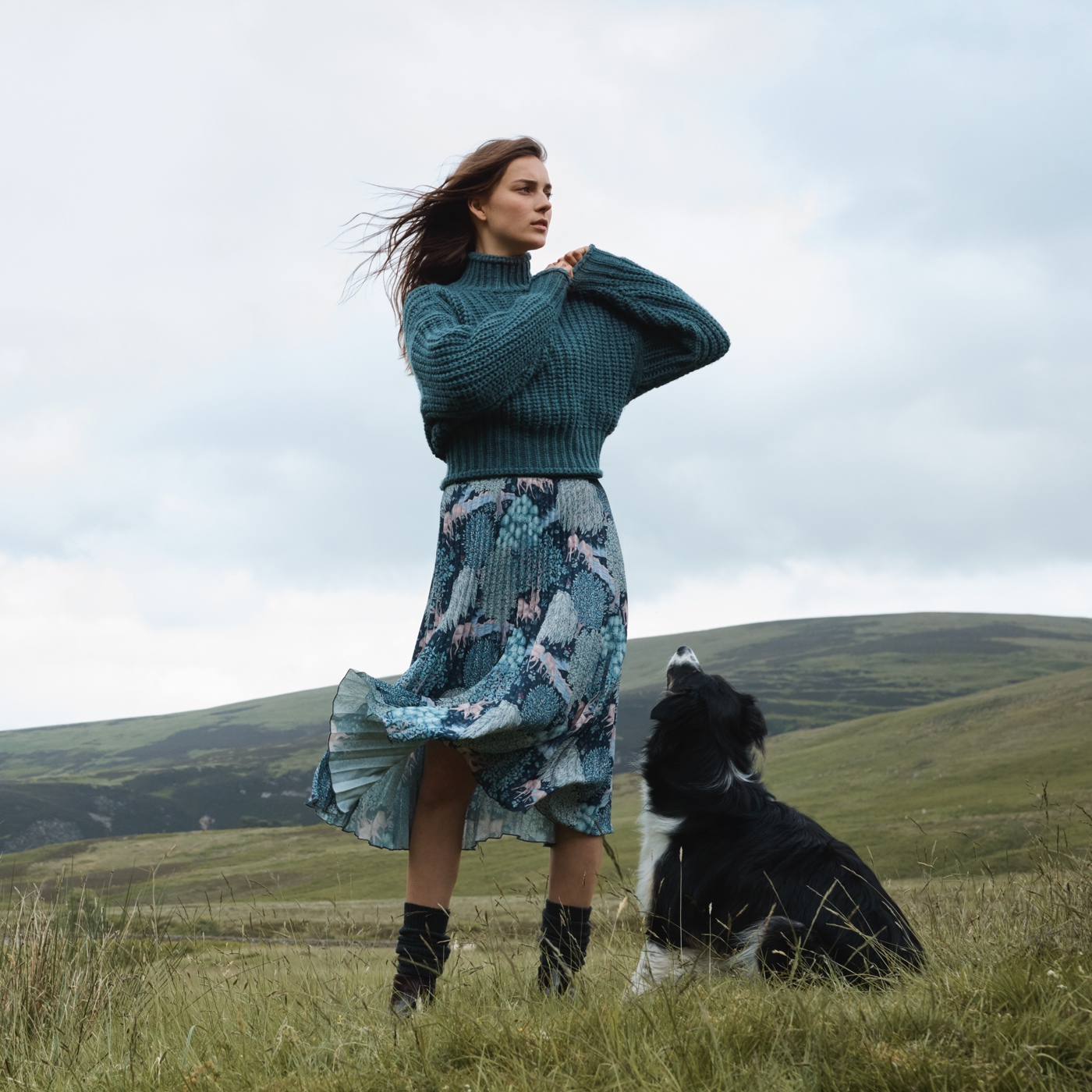 All About the H&M x Morris & Co Autumn Collection