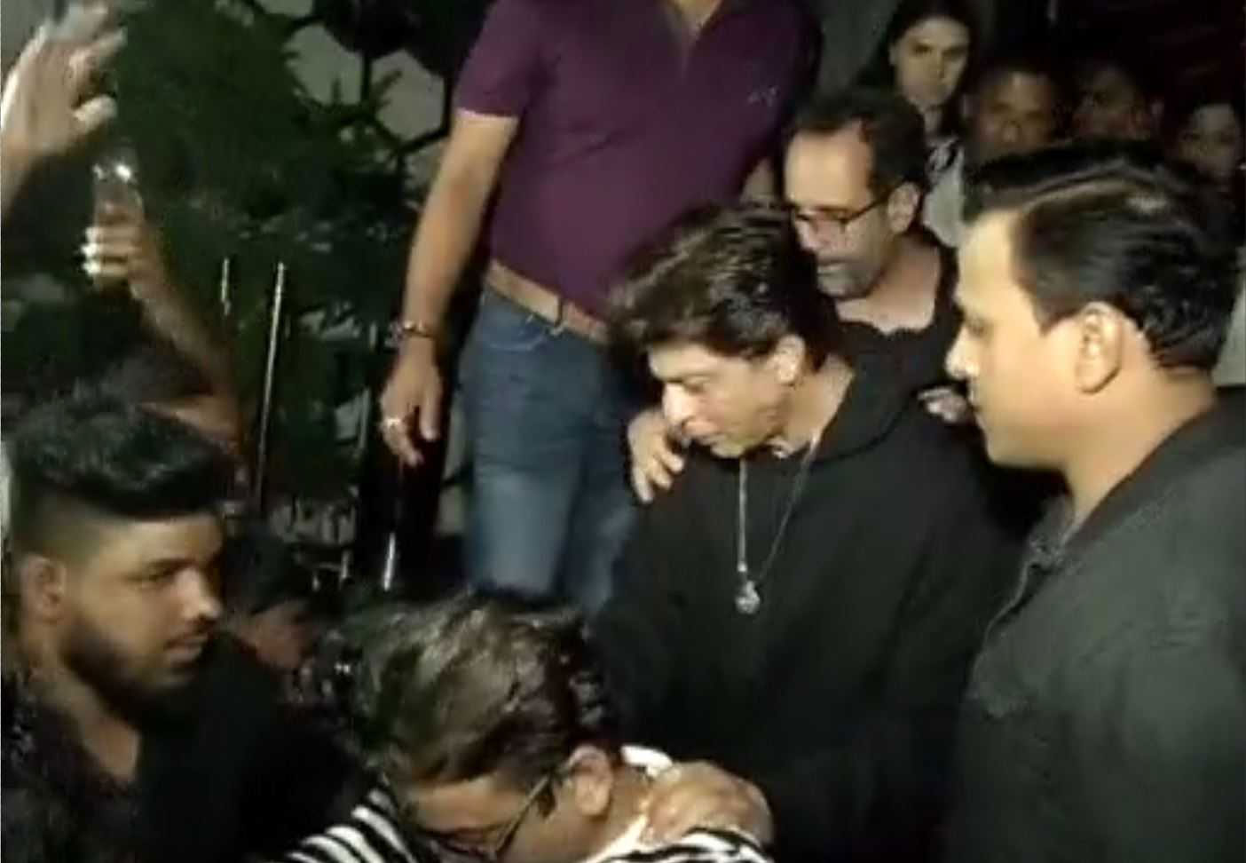 In Pics: Shah Rukh Khan's Birthday Bash Busted by Cops