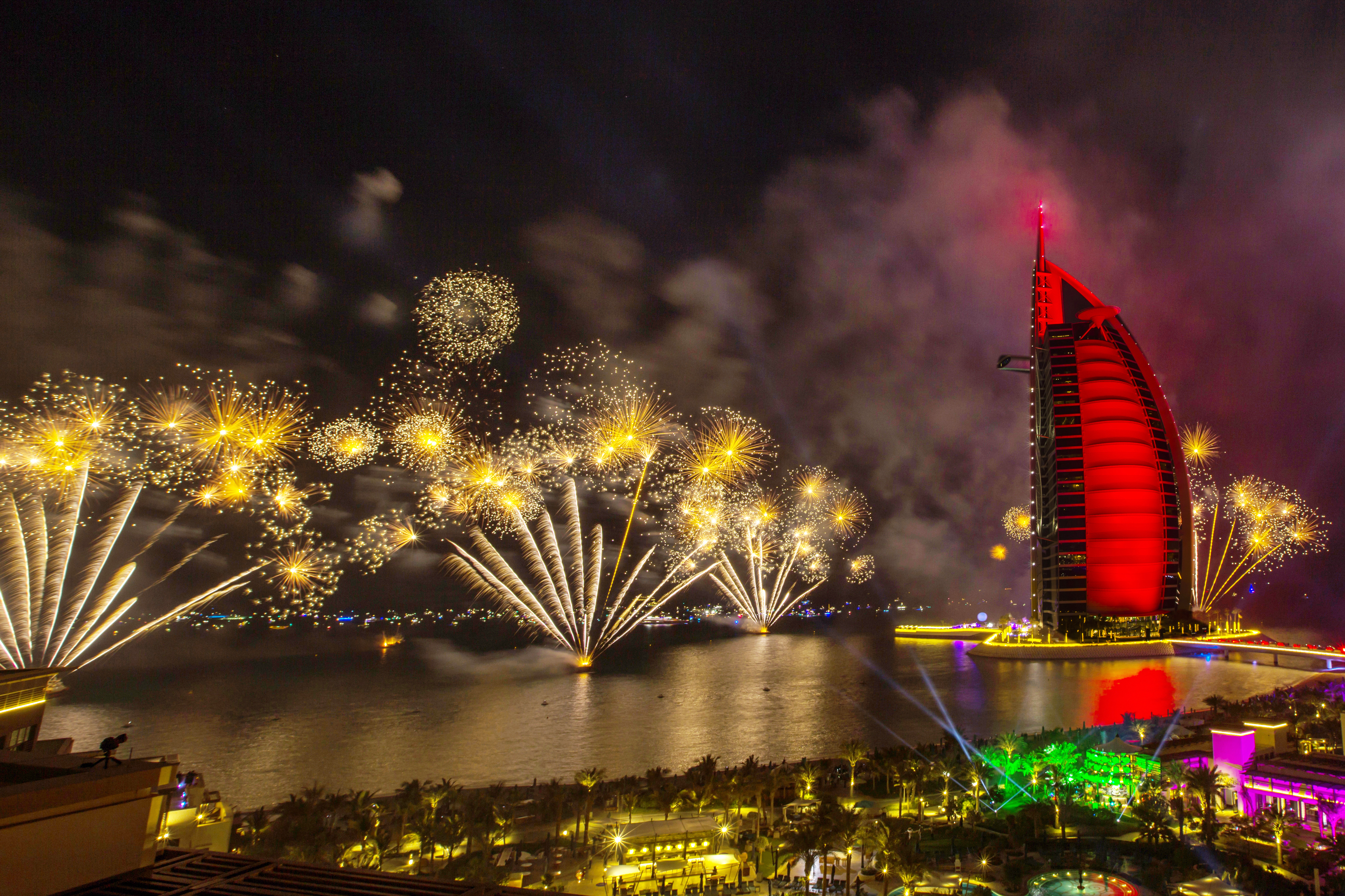 NYE 2018: Your Ultimate Guide to the New Year's Eve Parties and Fireworks in Dubai!