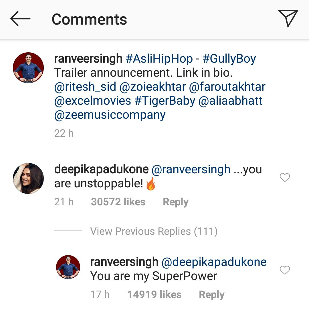 Deepika Padukone and Ranveer Singh Continue To Be The Cutest Couple In Bollywood, Here's Why!