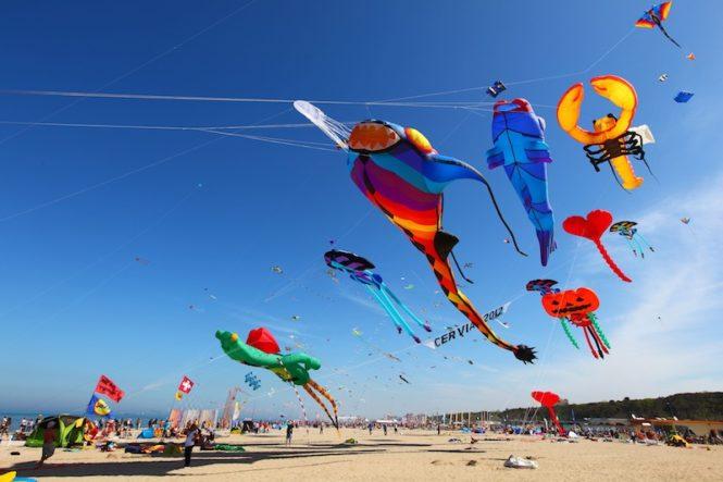 Kite Flying And Lohri Celebration In Dubai