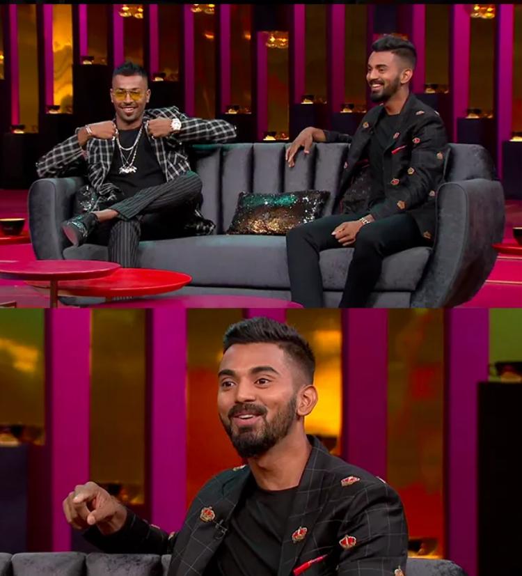 4 Moments From The Hardik Pandya-KL Rahul 'Koffee With Karan' Episode That Made You Cringe