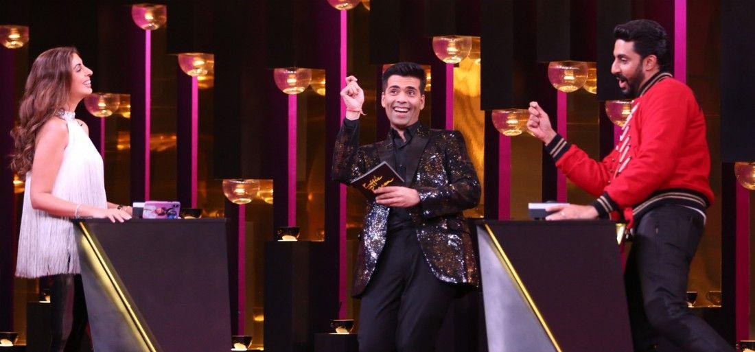 Koffee With Karan 6: Jaya Bachchan Warned Karan Johar Before The Bachchan Siblings Graced The Couch!