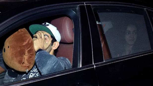 Why Hide Your Face Kartik Aaryan?