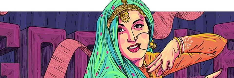 The Tragic Story of The Venus of India, Madhubala
