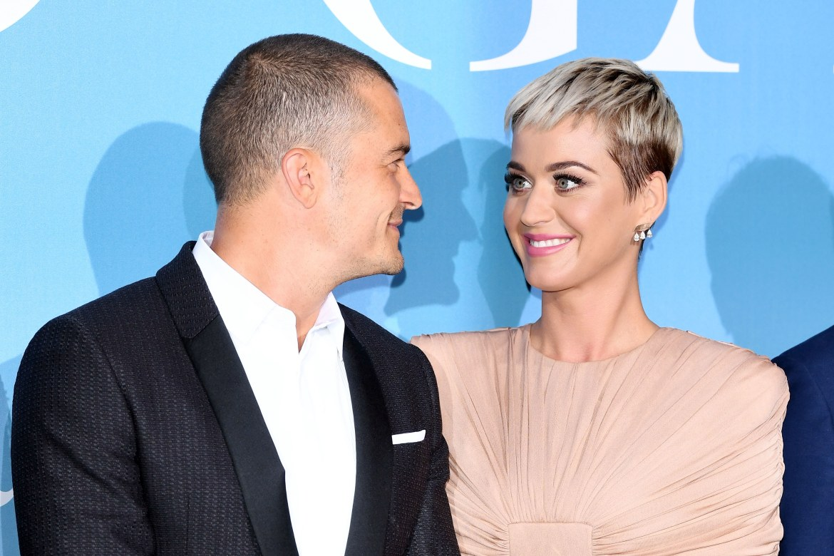 Katy Perry's Gets Chatty About Orlando Bloom's 'Sweet' Proposal and Mishap on Jimmy Kimmel