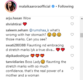 Malaika Arora Flaunts Flat Abs with Stretch Marks. Internet Lauds Her 'Boss Attitude'